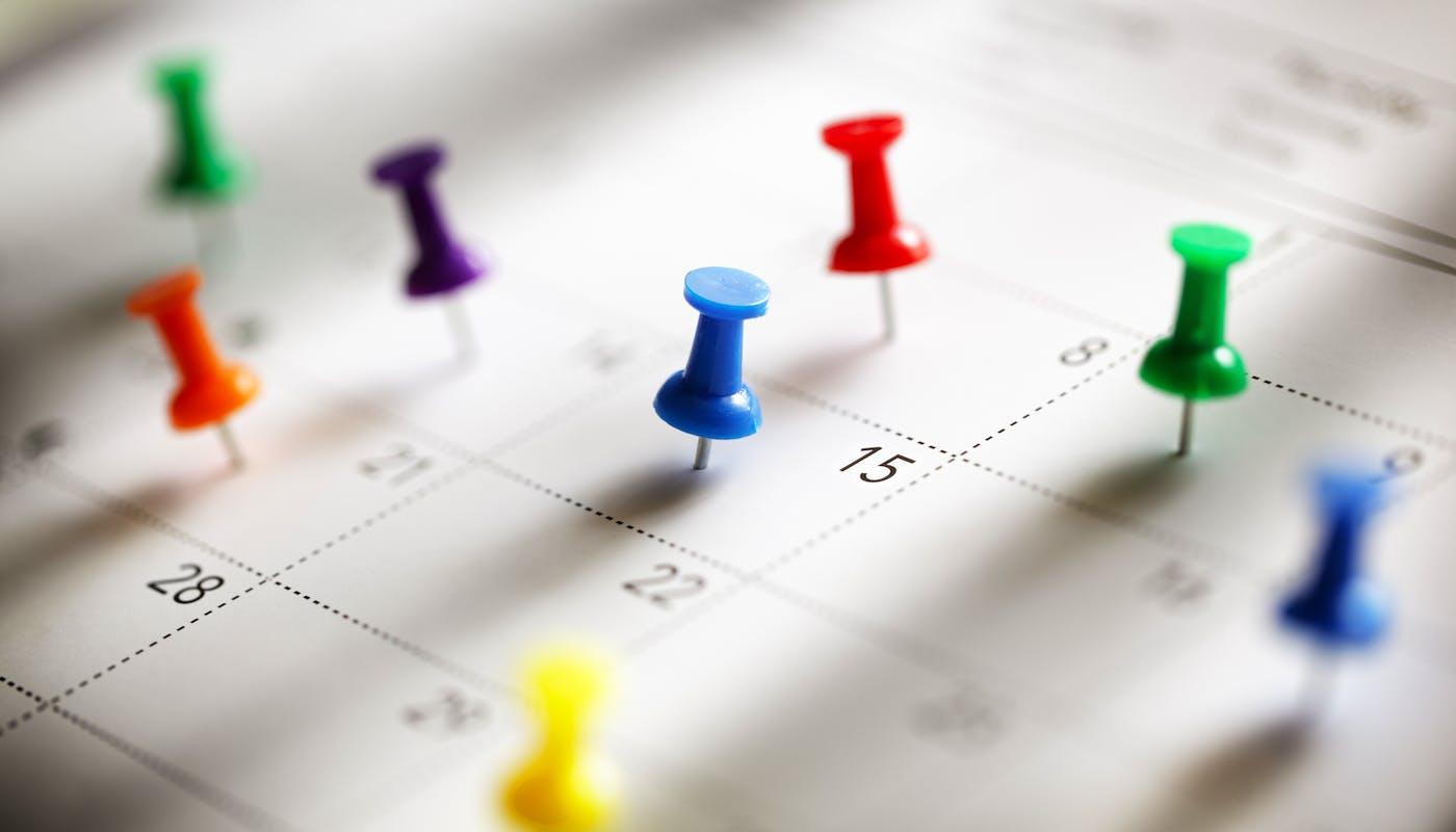 Diese 5 Schritte helfen Ihnen das Termin-Chaos in der Personalarbeit zu beenden
